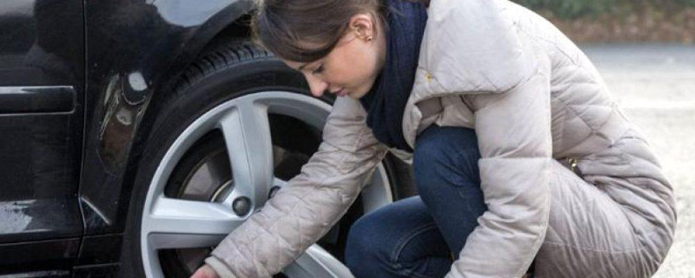 Manter os pneus na condições otimas